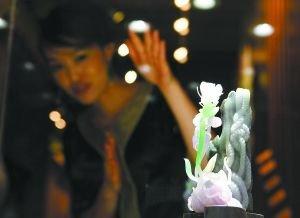 龙泉市至故宫获捐2件台湾现代翡翠雕 总价达10亿