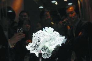 至故宫获捐2件台湾现代翡翠雕 总价达10亿