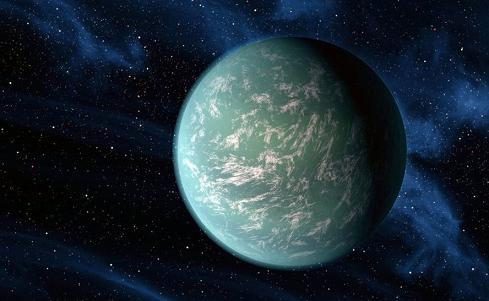 至美国宇航局发现首颗人类适合居住的类地行星