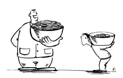 青海至党报三探收入差距:高管该不该高收入