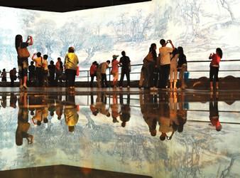 宜州至世博中国馆5月31日正式闭馆《清明上河图》移展台北