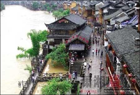加格达奇至长江中下游9日夜间起将迎新一轮较强降水