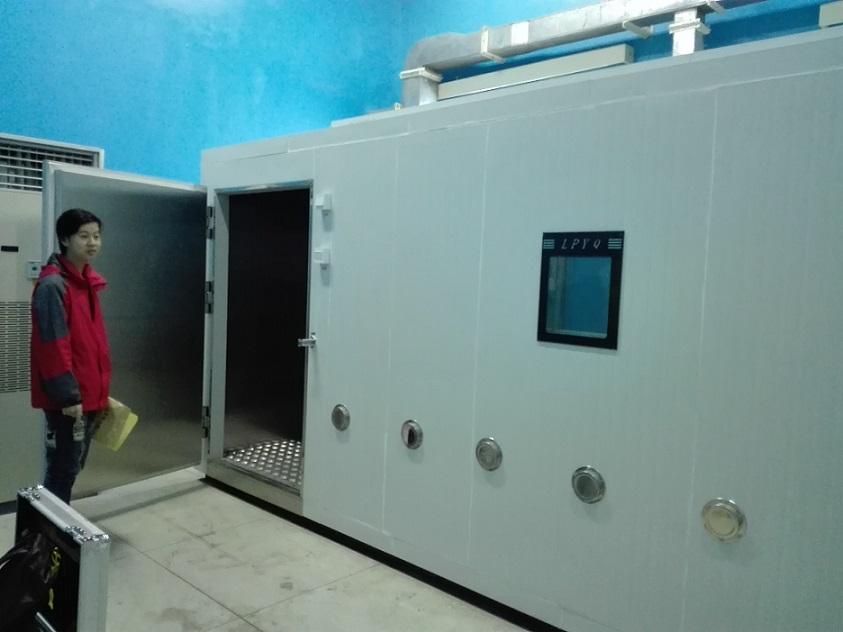 电池低温储存系统
